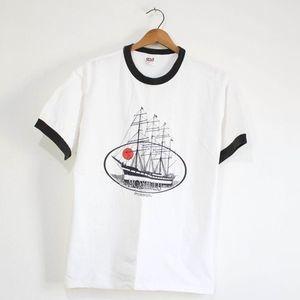 Vintage Moshulu Philadelphia Pennsylvania T Shirt